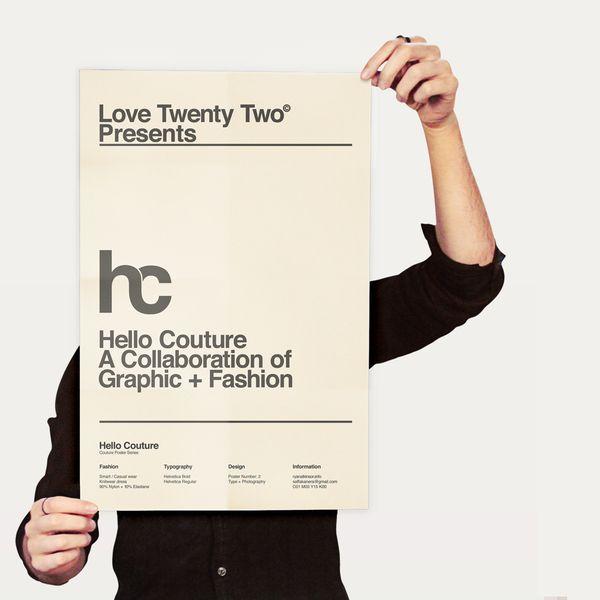 Nice use of Helvetica