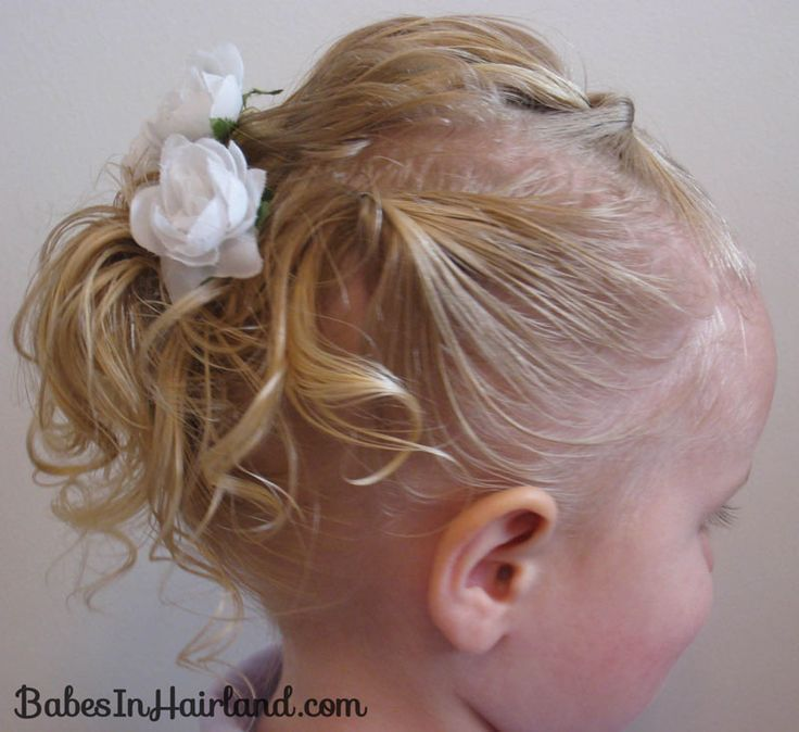 Easter Hairstyles For Adults : 121 best kids hairstyle images on pinterest