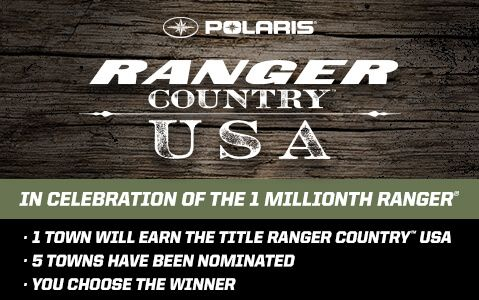 Vote Daily For a Chance to Win a RANGER