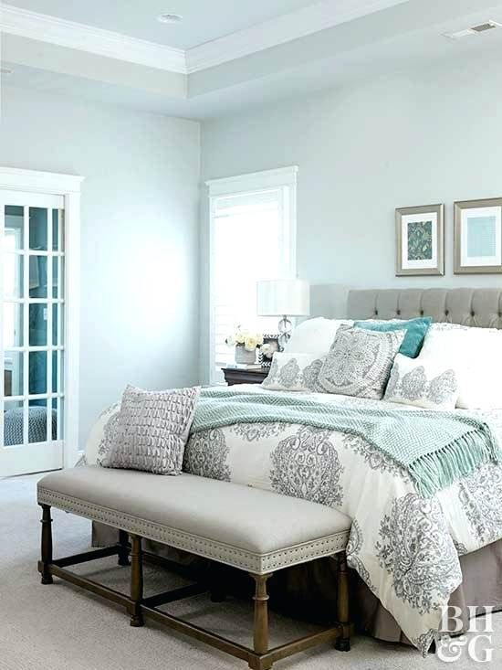 Spa Colors For Bedroom