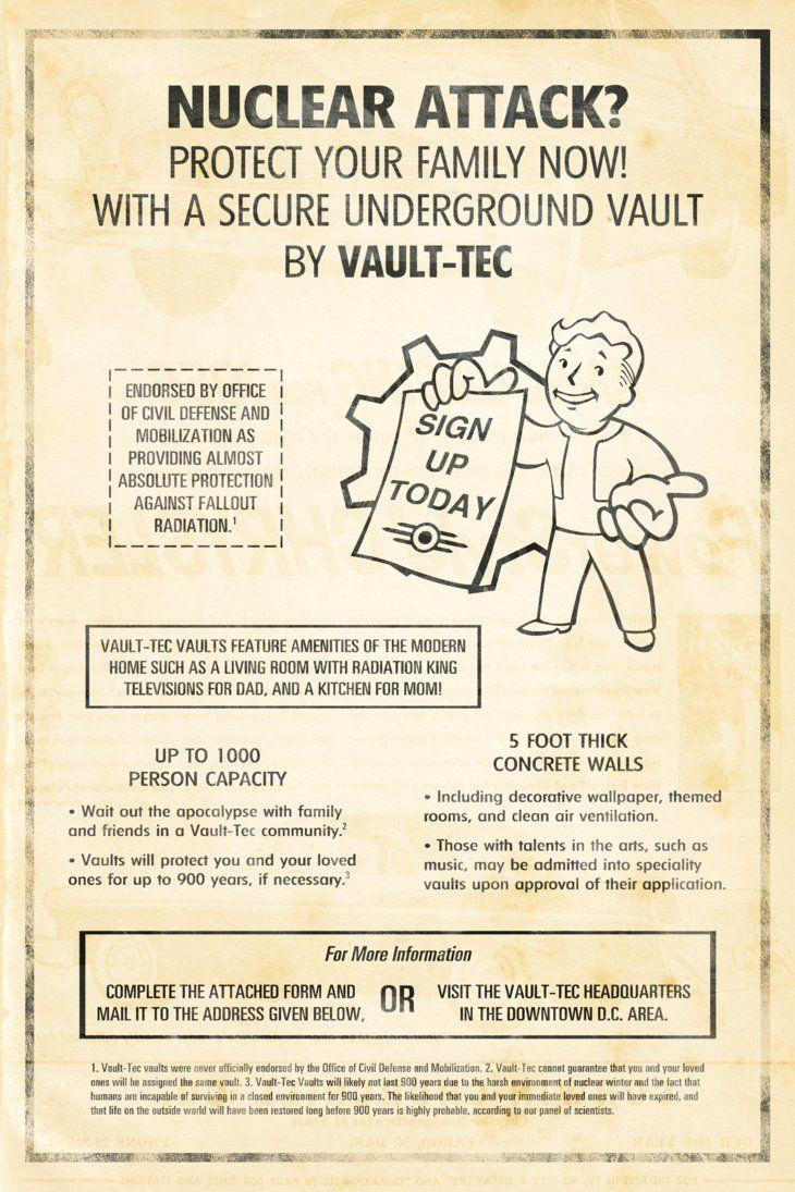 Vault-Tec Letter