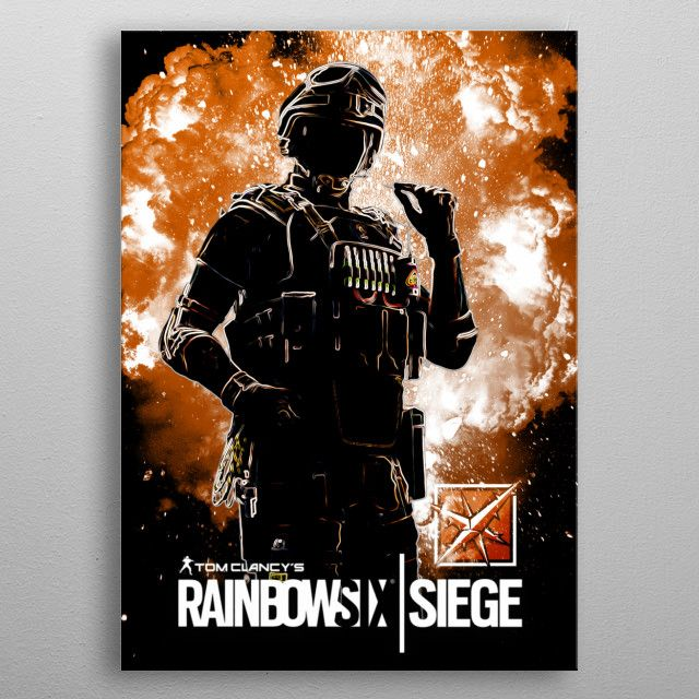 Rainbow Six Siege Lesion Rainbow Wallpaper Poster Prints Rainbow