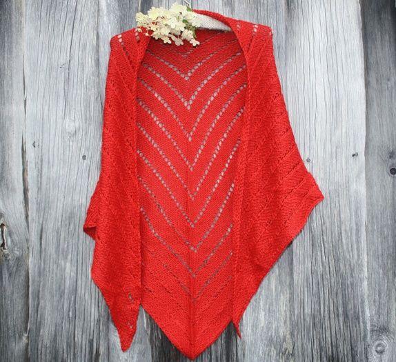 Eplabiter -  Supersoft knittet scarf in alpacca and silk wool Supermjukt sjal i alpakka og silke http://epla.no/shops/spoet-51/