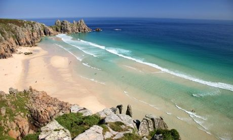 10 of the best coastal swimming spots in Devon and Cornwall - Pedn Vounder, West Cornwall