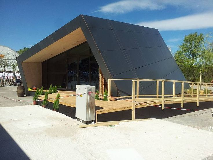 Installation of award-winning PV/T system with Armaflex DuoSolar: FOLD plus-energy house at the Solar Decathlon Europe 2012