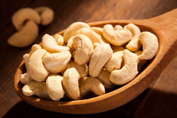 Bienfaits pour la santé des noix de cajou