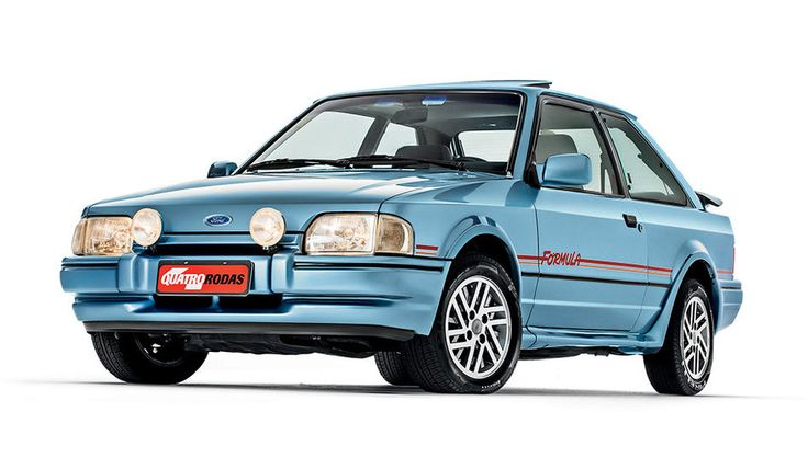 Ford Escort XR3 1.8 Fórmula