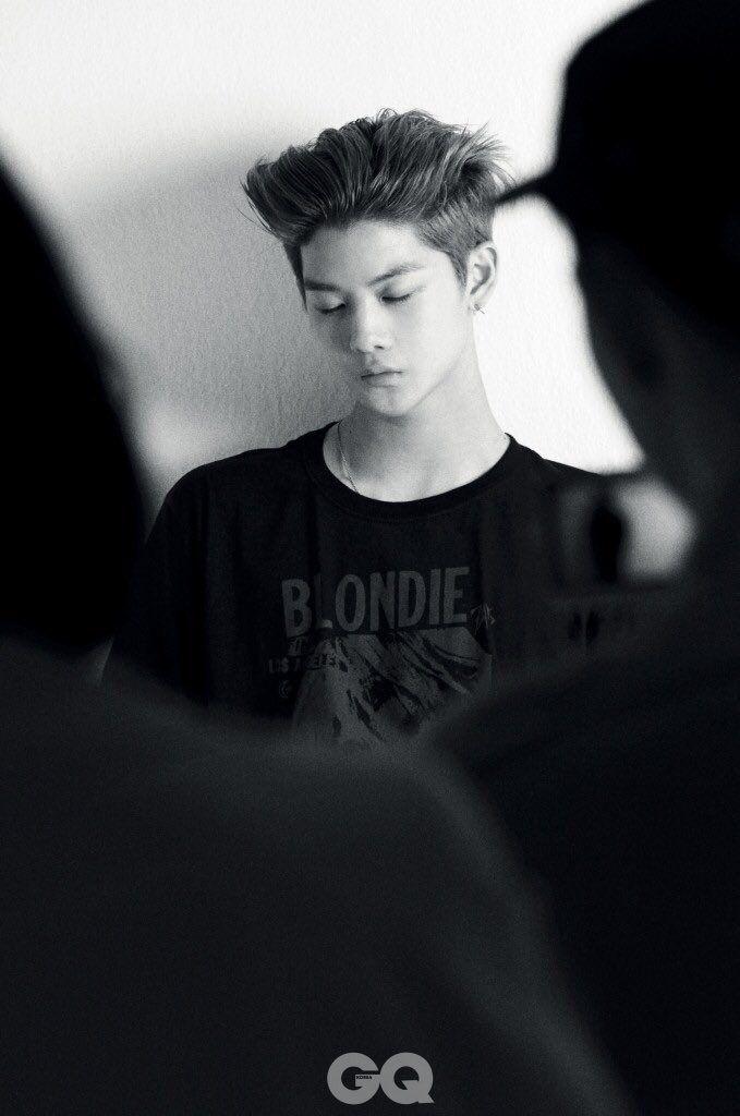 GQ X Jinyoung