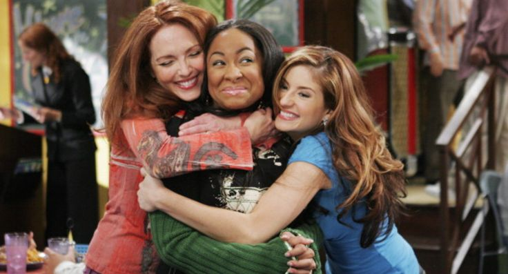 Anneliese van der Pol Set To Reprise 'That's So Raven' Role!