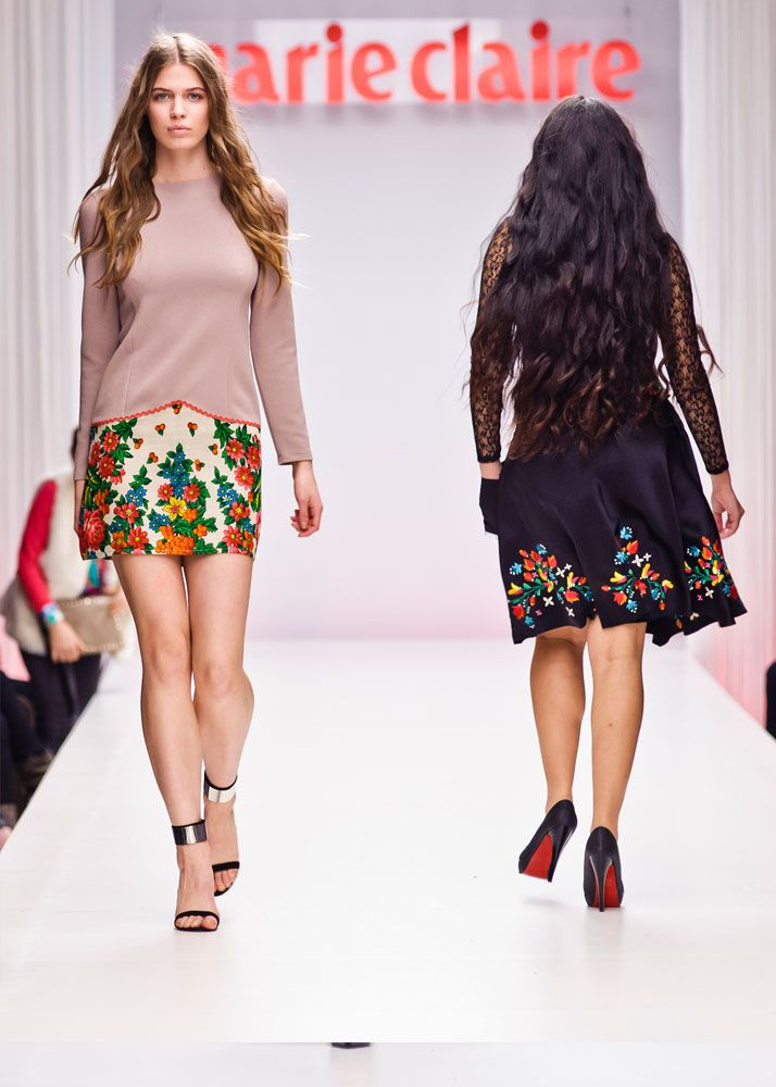 Marie Claire Fashion Days| Romani Design