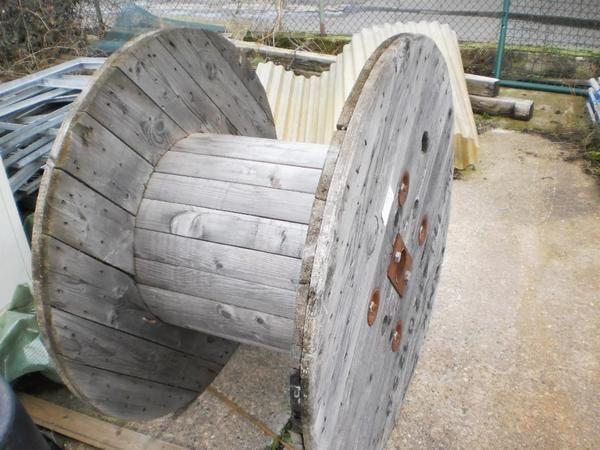 Holz-Kabel-Trommel gross f. Tisch Bar - Theke etc. Bastler in Landau - Alles Mögliche kaufen und verkaufen über private Kleinanzeigen