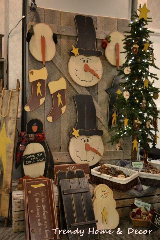 25 Best Ideas About Primitive Wood Crafts On Pinterest