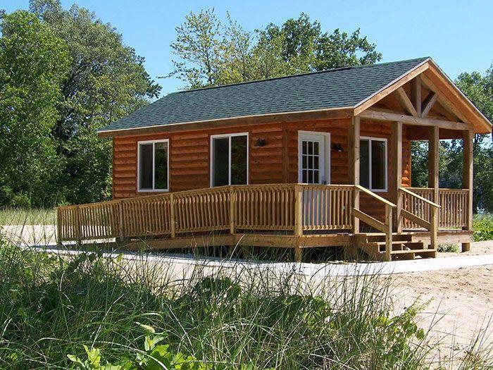 Holland Camper Cabin
