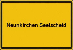 Geschäftsauflösung Neunkirchen-Seelscheid