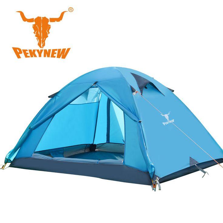 PKN-C2001 2-3 bunk aluminum pole tent lengthening waterproof tent Tourist tent naturehike beach tent carpas camping barraca