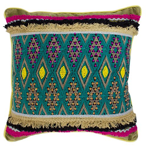 Beautiful Moroccan Cushion on our online store www.ginjab.com.au