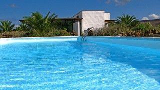 Groot modern huis, 400 vierkante meter verwarmd zwembad 12x4m-tuin 5000m2