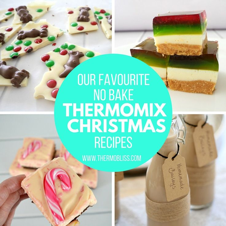 With Christmas just a little over a week away (eek!) there is no better time to have some fun in the kitchen (with your Thermomix of course) and put together some delicious Christmas recipes. As you probably already know, we LOVE no bake recipes and have put together a collection of our favourite no bake...Read More »