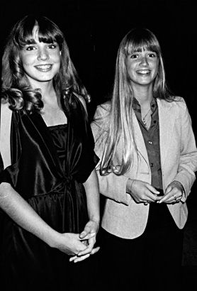 Dana Plato of NBC-TV's DIFFERENT STROKES & Kim Richards of Bravo Channel's THE REAL HOUSEWIVES OF BEVERLY HILLS
