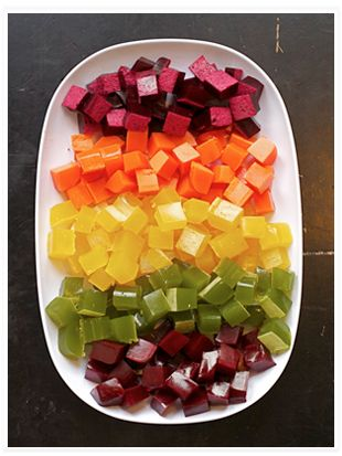 Healthy Fruit & Veggie Gummies - such a great way to help get my kiddos nutritious fruits and veggies, and I love them too!