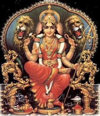 Gayatri Devi | Hindu Devotional Blog: Rajarajeshwari Pictures - Tripura Sundari ...