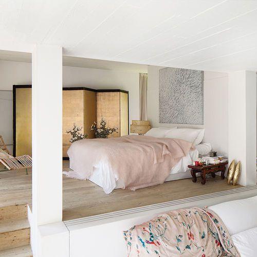 A 1970's villa in rural Belgium Bedroom | Dwell