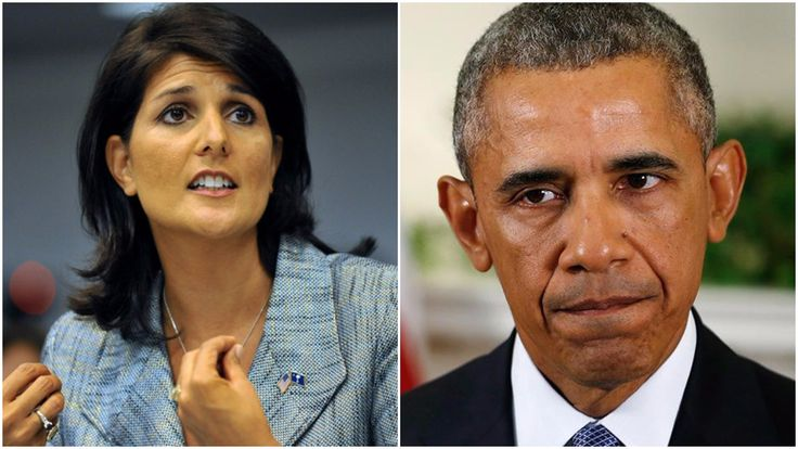 Nikki Haley Sets Internet On Fire, Reveals Cruel Thing Obama Did That Will Put Him To Shame Him Forever