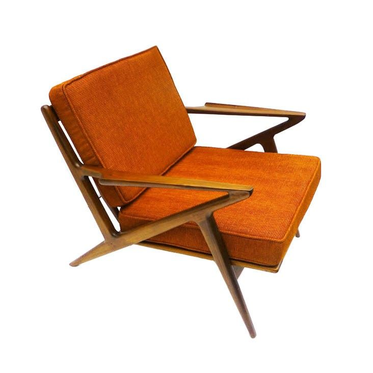 Timeless design meets high-quality craftsmanship in the Palm Springs Lounge Chair. Reclaimed teak ...