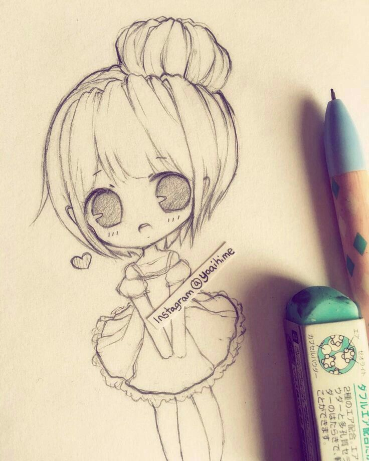 7 best chibi images on Pinterest | Kawaii drawings, Drawings and ...