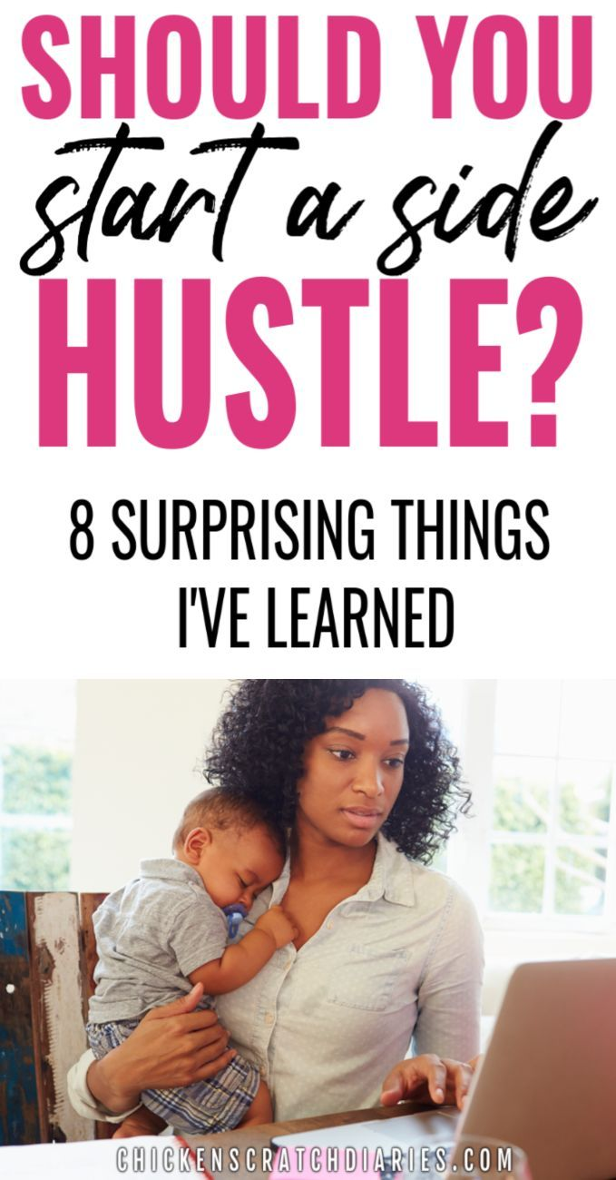8 Unexpected Benefits of Starting a Side Hustle from Home – Online Business Ideas – It's The Journey Blog