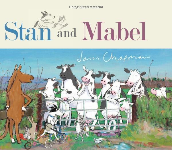 Stan And Mabel - Jason Chapman - Templar