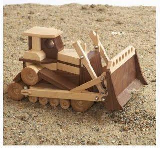 Técnicas de marcenaria: Brinquedos de madeira                                                                                                                                                      Mais
