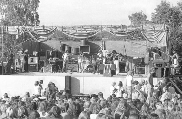 1973. aug. 26 - Kalvøya Festivalen, Sandvika