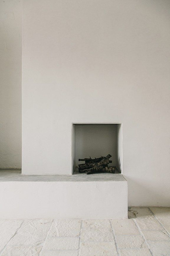 Fireplace Design plaster fireplace : 10 best images about Plaster Fireplace on Pinterest | House tours ...