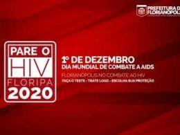 Florianópolis lança campanha para zerar transmissão de HIV | Floripa...