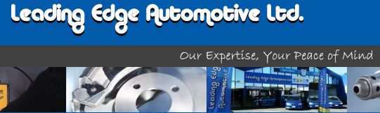 Leading Edge Automotive Ltd. diagnoses and repairs all kind of auto electrical problems from Air Conditioning, Lighting, Fuel Injection to ABS Brakes.