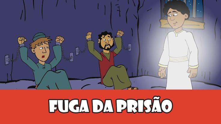 Fuga da prisão - Episódio 2