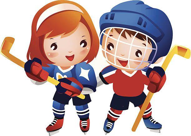 Image Result For Kid Hockey Illustration Hockey Kids Mario Characters Character