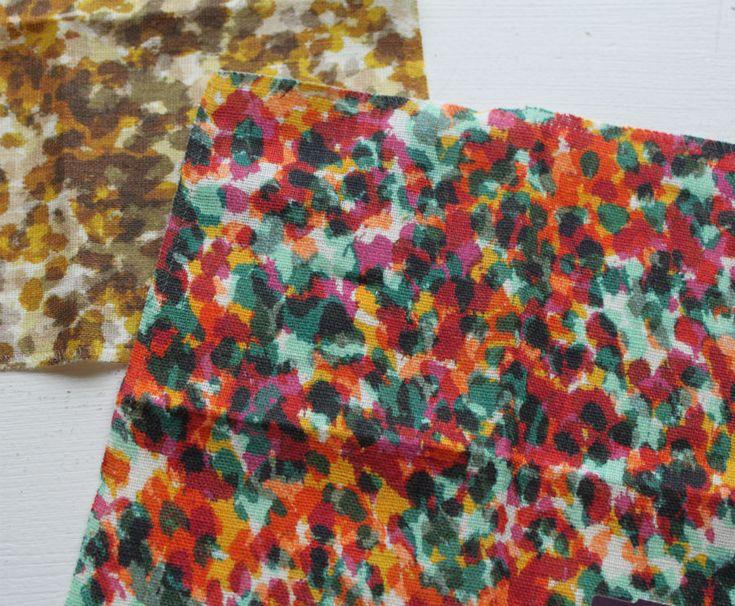 A Sonia Rykiel Design For Stark Fabrics.