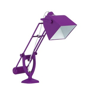 Youri Table Lamp Purple, 89€, now featured on Fab.