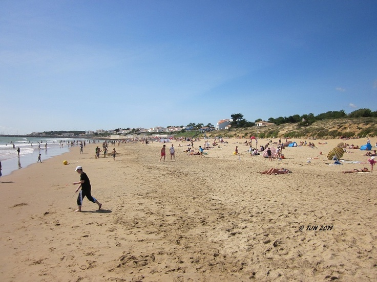 Holidays in the Vendee by Thomas James Holidays Jard Sur Mer Plage