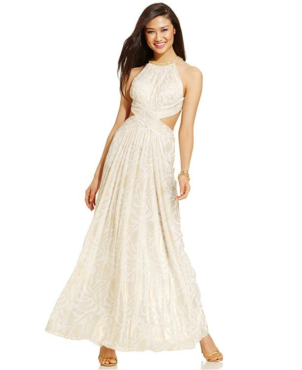 62 best best wedding guest dresses images on pinterest for Halter dress wedding guest