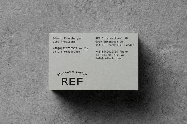 REF by Kurppa Hosk, Sweden