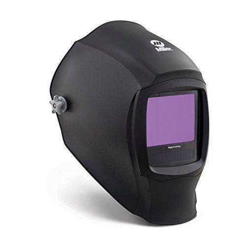 Miller 271329 Black Digital Infinity Series Welding Helmet by Miller Electric