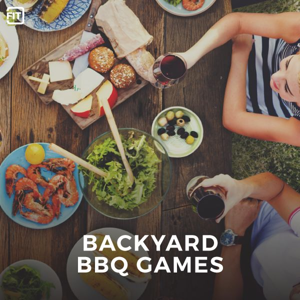 Backyard BBQ Games