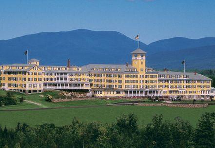 White Mountains New Hampshire Luxury Hotels
