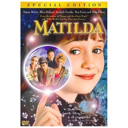 Matilda (DVD, 2005, Special Edition) Mára Wilson, Danny DeVito