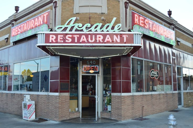 Memphis - Arcade Restaurant for Peanut Butter Elvis Sandwiches