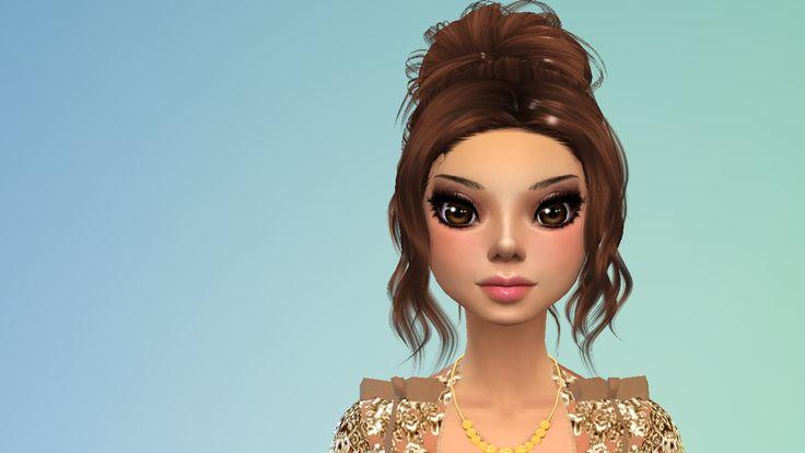 girl sims 4