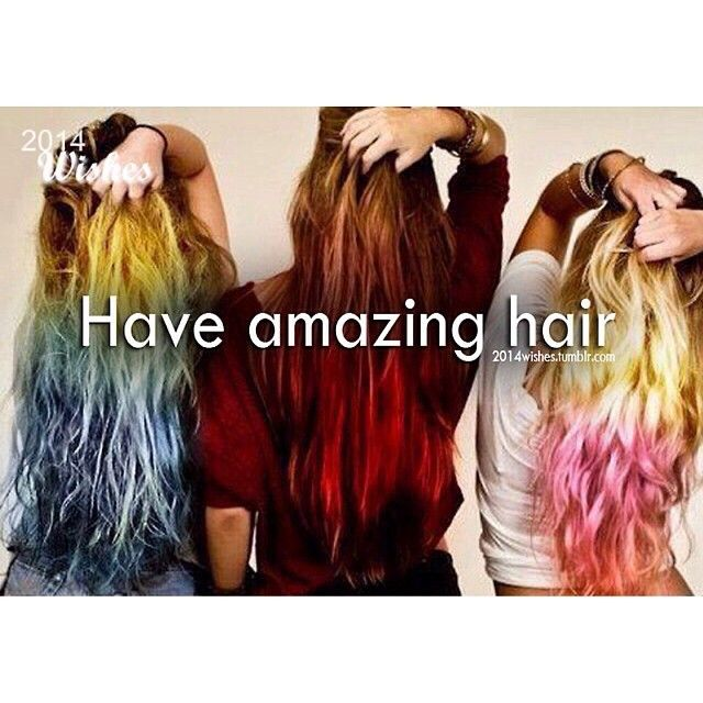 Have Amazing #Hair! #2014 #cbdsalon #waynenjsalon #dipdye #color